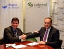 GAS NATURAL FENOSA invertirà 3,96 milions d'euros al Tub Verd de Mataró per impulsar el seu creixement