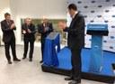 Hartmann inaugura noves oficines i anuncia una nova inversió de 3 milions a Mataró