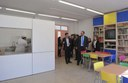 El nou menjador de l'Escola Vista Alegre comença a funcionar el dilluns 15