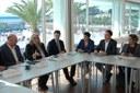 L'Ajuntament i el TecnoCampus s'adhereixen al pla de millora dels Polígons d'Activitat Econòmica del Maresme