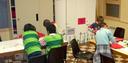 Els infants dels Centres Oberts de Mataró i les seves famílies fan una sortida conjunta per primera vegada