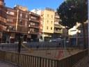 L'Ajuntament finalitza els treballs d'urbanització de la zona verda que ha substituït l'antic edifici de Can Civit