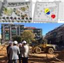 L'àrea de jocs infantils de la plaça de Joan XXIII estarà inspirada en un quadre de Joan Miró