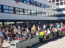 La nova Fira Mataró Tren va rebre 5.000 visitants en dos dies