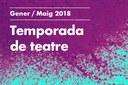 La nova temporada d'arts escèniques combina grans clàssics amb obres contemporànies al Teatre Monumental