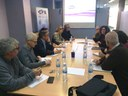 Les associacions de salut mental acorden treballar de forma coordinada amb l'Ajuntament i els centres sanitaris