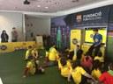 El programa escolar BarçaKids de la Fundació FCB fa servir l'esport, el joc i la participació per fomentar valors positius