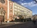 Escola Pia Santa Anna, Ajuntament i Diputació col·laboren per implantar els camins escolars del centre educatiu