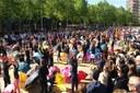 La VIII edició del Fem Dansa aplega 1.300 alumnes de 28 escoles al Parc Central