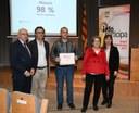 L'Ajuntament renova el Segell Infoparticipa a la qualitat i transparència del web municipal