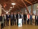 Les ciutats amb Consell de la Formació Professional de Catalunya signen un conveni de cooperació i col·laboració