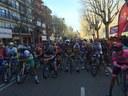 Mataró acull per cinquè any consecutiu la sortida de la segona etapa de la Volta Ciclista a Catalunya