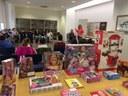 Mataró presenta una guia del taller de consum responsable de joguines que organitza des de fa 30 anys