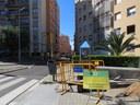 Aigües de Mataró renova la xarxa d'abastament d'aigua dels entorns del carrer de Joaquim Capell i Vidal