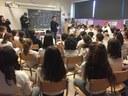 El M A C mostra el projecte Ping - Pong: un diàleg postal entre artistes i alumnes de primària