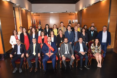 Consistori 2019-2023. Foto: Marga Cruz