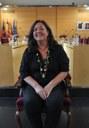 El Ple municipal pren coneixement de la renúncia d'Anna Maria Caballero com a regidora no adscrita