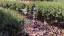 Els Capgrossos de Mataró descarreguen el primer 3 de 9 amb folre de la temporada en la Diada Castellera de Les Santes