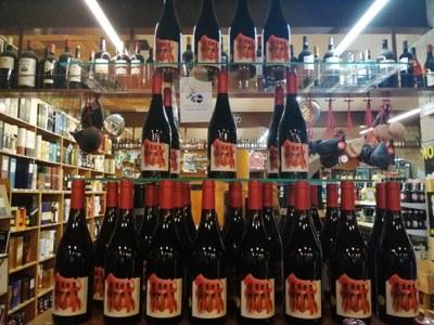 S'han posat a la venda 1500 ampolles de Vi Novell. Foto: Ajuntament