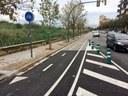 L'Ajuntament comença les obres de reurbanització del tram pendent de la ronda de Miguel de Cervantes