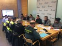 L'Ajuntament estudia reorganitzar la Policia Local per tenir més agents patrullant al carrer