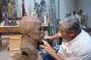 L'artista mataroní Manuel Cusachs i Xivillé ha mort a l'edat de 86 anys, un dels escultors catalans de referència