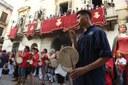 La Crida de Festa Major marca l'inici oficial de Les Santes 2019 amb el flabiol i la Momerota com a protagonistes