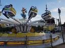 La Fira s'instal·la al nou Parc Central amb més de 120 atraccions i casetes