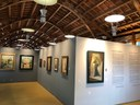 La Nau Gaudí acull una exposició antològica del pintor Francesc Subarroca