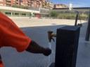 La nova xarxa de fontaneria de l'Escola Maria Mercè Marçal aconsegueix eliminar la presència de legionel·la