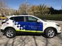 La Policia Local renova el seu parc mòbil amb vuit vehicles híbrids