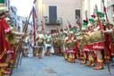 Les desfilades dels Armats i la Processó General de Divendres Sant, punts àlgids de la Setmana Santa de Mataró