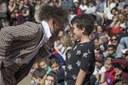 Les Santes de Mataró arriben als barris
