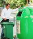 Mataró activa una campanya per promoure el reciclatge d'envasos de vidre al sector de l'hostaleria i la restauració