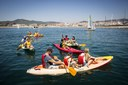 Mataró celebra una nova Festa al Port amb 3.000 places gratuïtes per donar a conèixer l'oferta d'activitats nàutiques