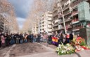 Mataró commemora el Dia Oficial de la Memòria de l'Holocaust i la Prevenció dels Crims contra la Humanitat
