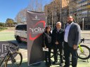 Mataró es prepara per acollir la segona etapa de La Volta ciclista a Catalunya