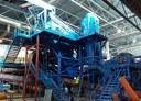 Una nova línia de separació de vidre al Centre de Valorització Integral de Residus del Maresme reciclarà 4.500 tones d'envasos l'any