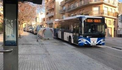 Mataró Bus és gratuït a partir d'avui i fins al 9 d'abrilpel coronavirus