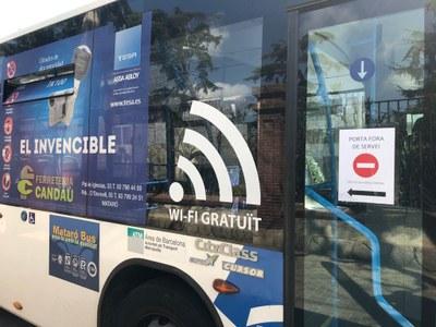 El servei de transport públic Mataró Bus deixa de ser gratuït a partir del 10 d'abril