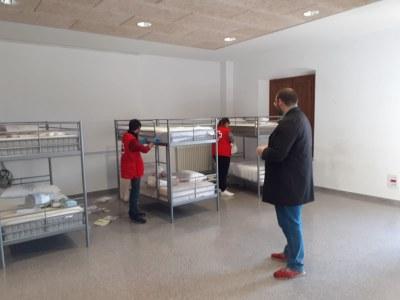 Mataró habilita de forma provisional la Masia de Can Boet com a segon Centre d'Acollida Municipal