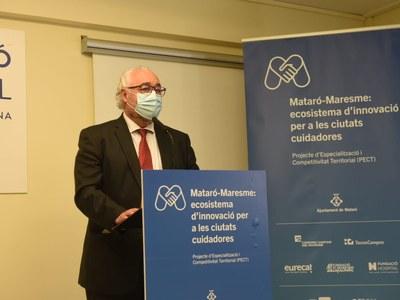 Ramon Cunillera del Consorci Sanitari del Maresme
