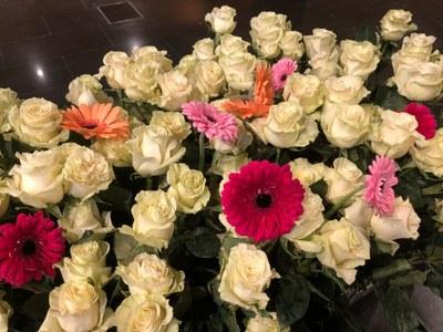 Ram de roses i flors