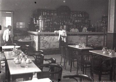 Trabajadores del Cafè Nou. Autor: Unió de Cooperadors
