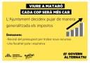 Cada cop serà més car viure a Mataró.