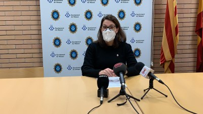 Disminuyen los delitos y aumentan las detenciones en la ciudad de Mataró