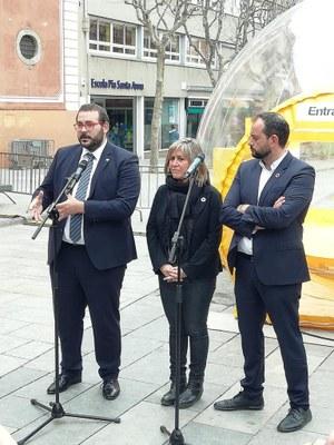 La Diputació de Barcelona aprova un programa d'ajudes que proporciona 418.000€ a Mataró