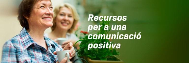 Recursos per a una comunicació positiva