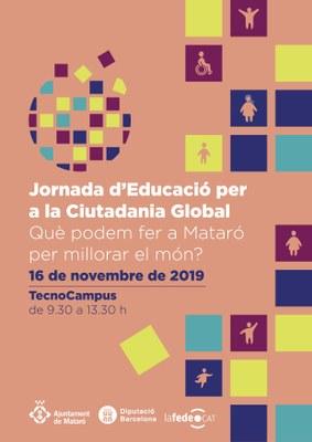 Jornada d'Educació per a la Ciutadania Global: Què po...