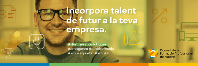 Incorpora talent a la teva empresa